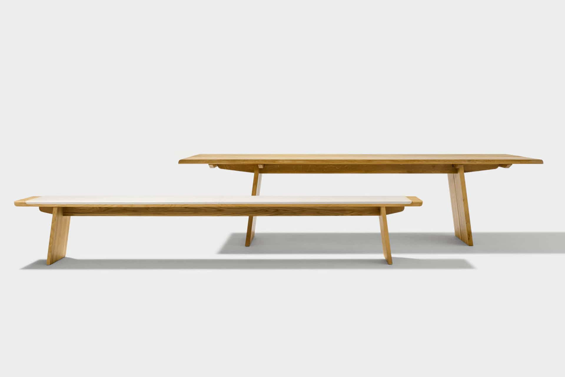 bank nox mit holzwangen kohler nat rlich einrichten naturholzm bel team 7 naturm bel. Black Bedroom Furniture Sets. Home Design Ideas