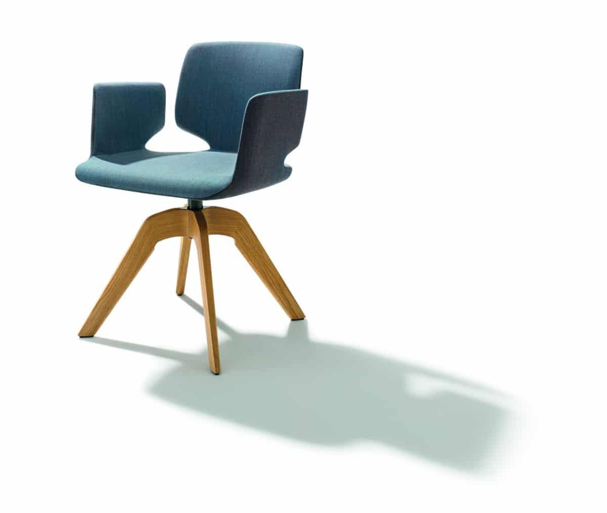 stuhl aye mit drehgestell kohler nat rlich einrichten naturholzm bel team 7 naturm bel. Black Bedroom Furniture Sets. Home Design Ideas
