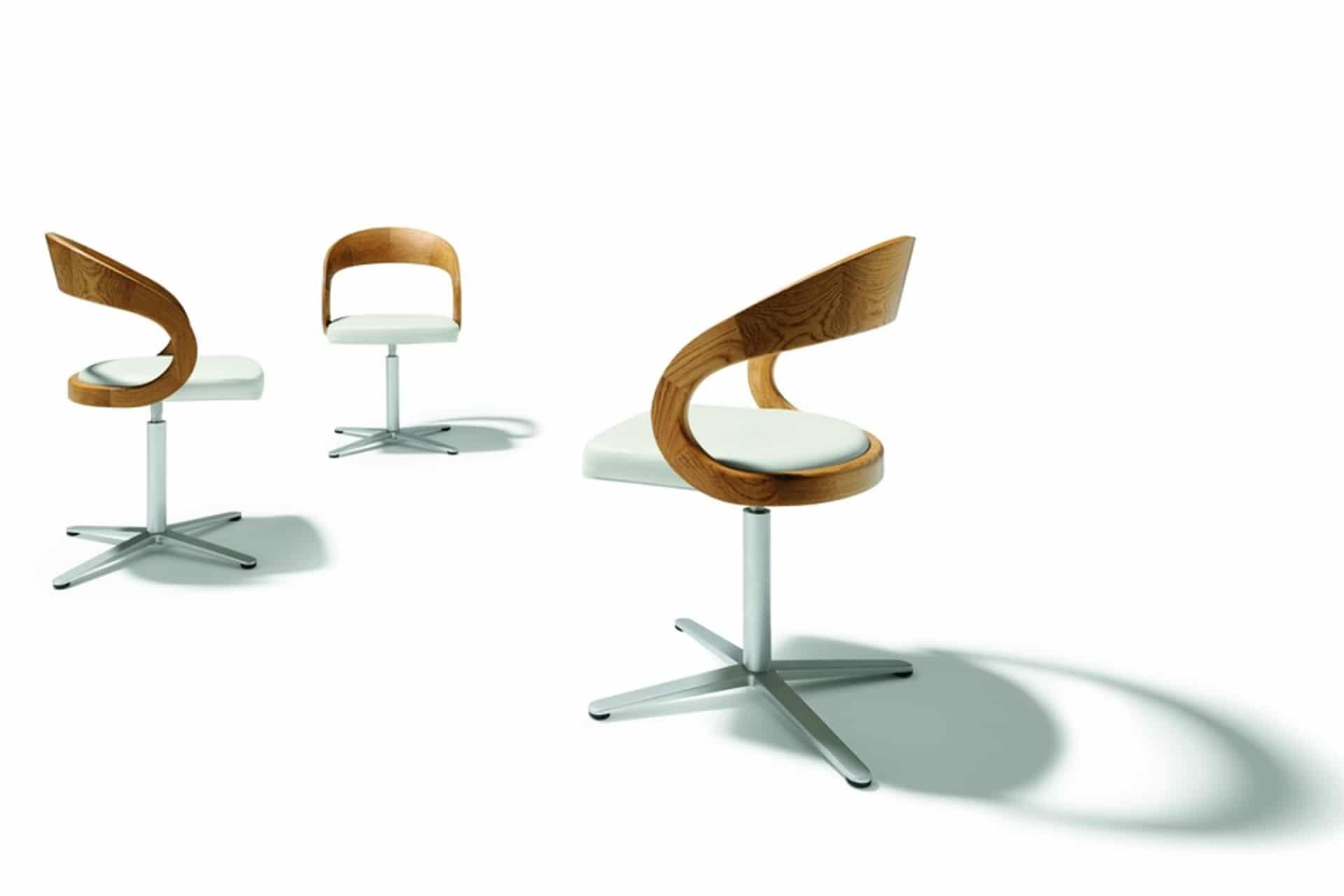stuhl girado mit drehkreuz kohler nat rlich einrichten naturholzm bel team 7 naturm bel. Black Bedroom Furniture Sets. Home Design Ideas
