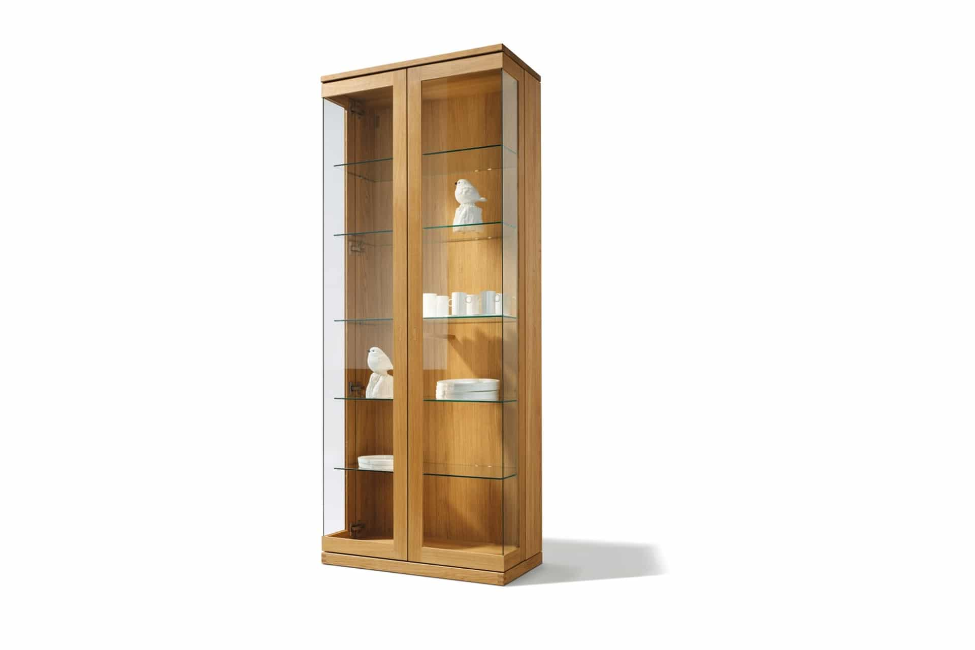 vitrine cubus kohler nat rlich einrichten naturholzm bel team 7 naturm bel massivholzm bel. Black Bedroom Furniture Sets. Home Design Ideas