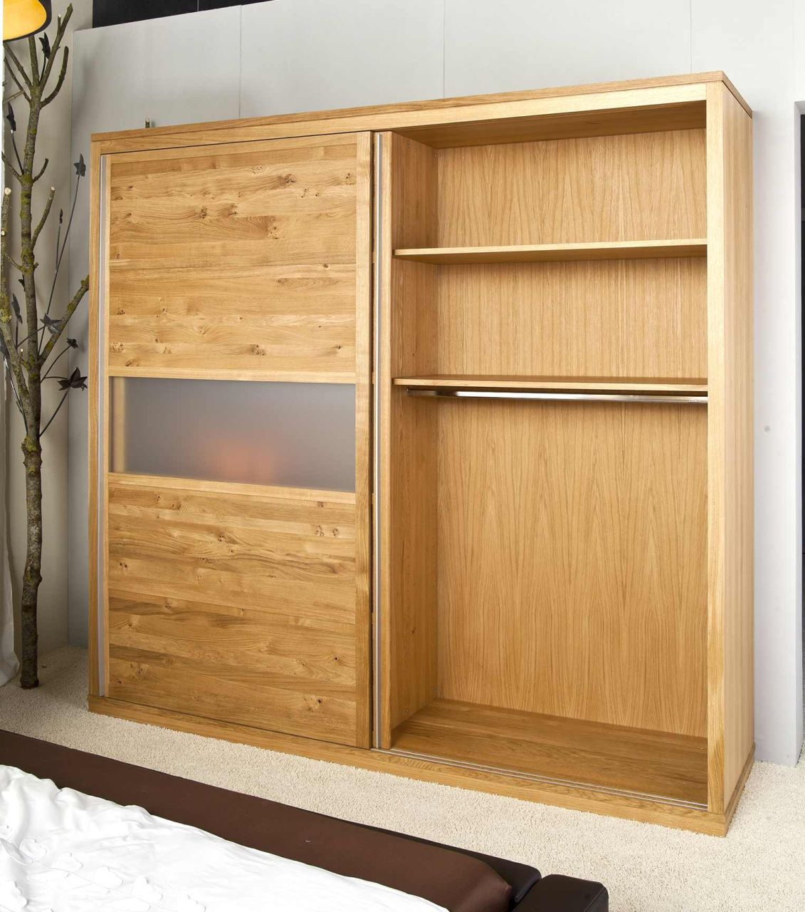 kleiderschrank kendo kohler nat rlich einrichten naturholzm bel team 7 naturm bel. Black Bedroom Furniture Sets. Home Design Ideas