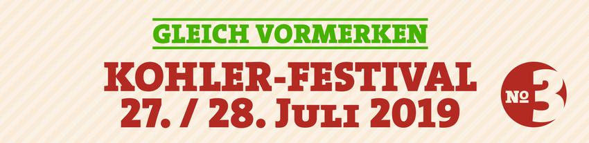 Kohler Festival 2019